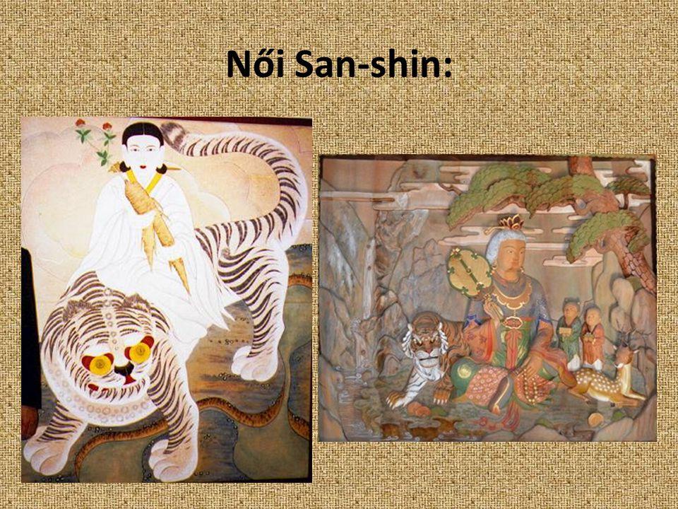 Női San-shin:
