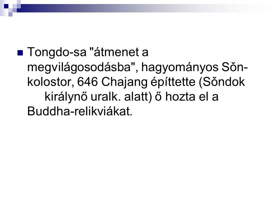 Tongdo-sa