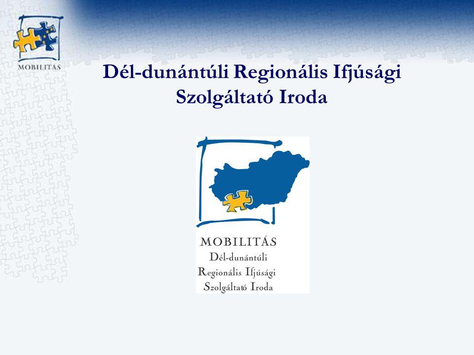 Dél-dunántúli Regionális Ifjúsági Szolgáltató Iroda