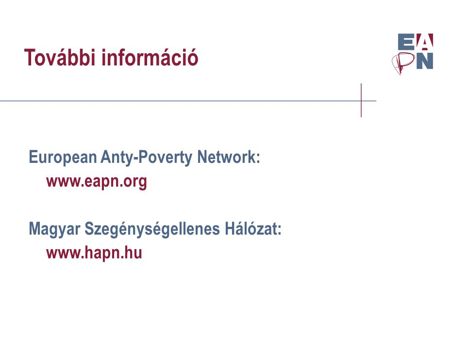 További információ – közelebbről… A Dél-dunántúli régió szociális célú civil szervezeteinek levelezőlistája: szociocivilddr@primlista.hu