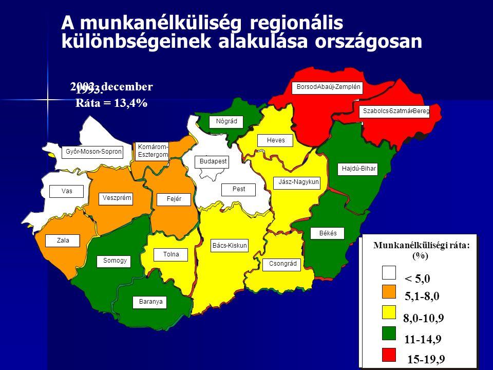 NÉPESSÉG (P) MUNKAKÉPES KORÚAK (M) MUNKAKÉPES KORON KÍVÜLIEK MUNKAERŐ-ÁLLOMÁNY (gazdaságilag aktív népesség) (L) MUNKAERŐ-ÁLLOMÁNYON KÍVÜLIEK (gazdasá