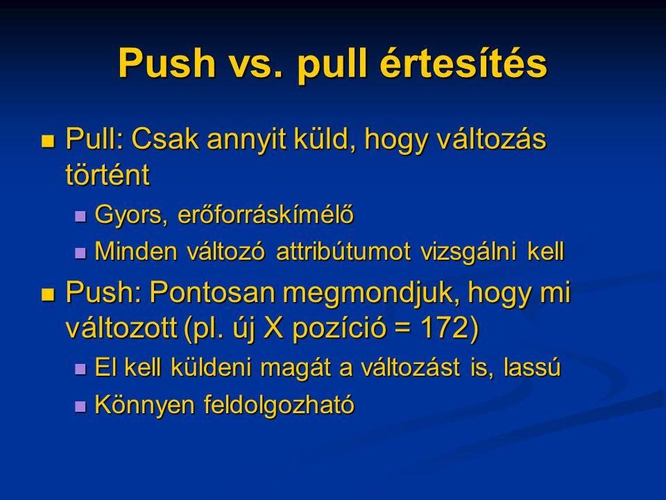 Push vs.