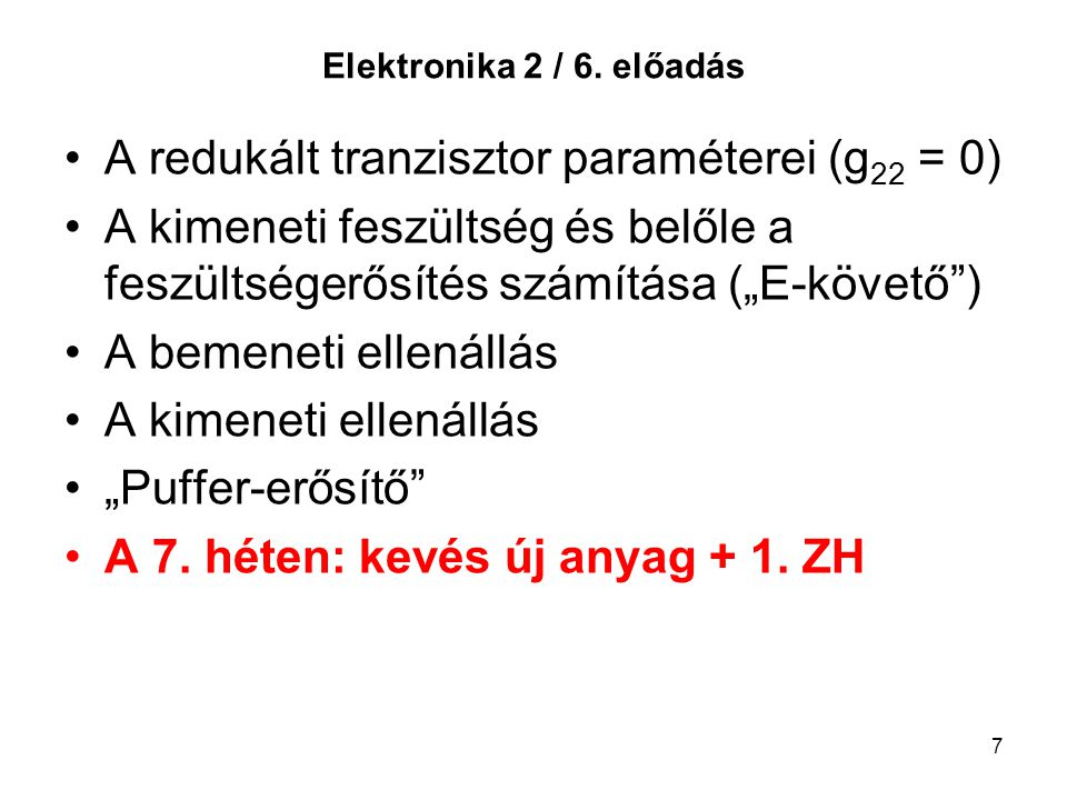8 Elektronika 2 / 6.