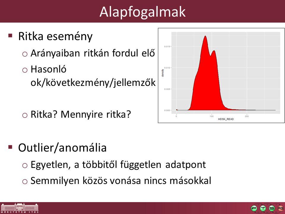 Csoportosítási módszerek  Középpont alapú o a pont a hozzá legközelebb lévő középpont klaszterébe tartozik o Pl.