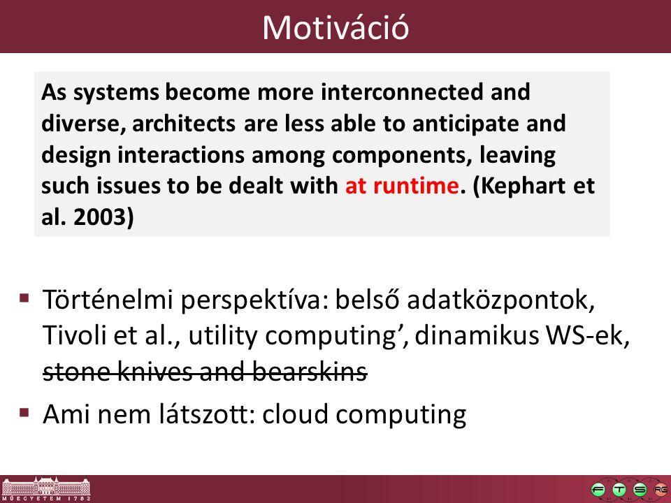 """""""Autonóm számítástechnika Az autonomic computing (AC, autonóm informatika) az autonóm idegrendszert modellező rendszertervezési paradigma."""