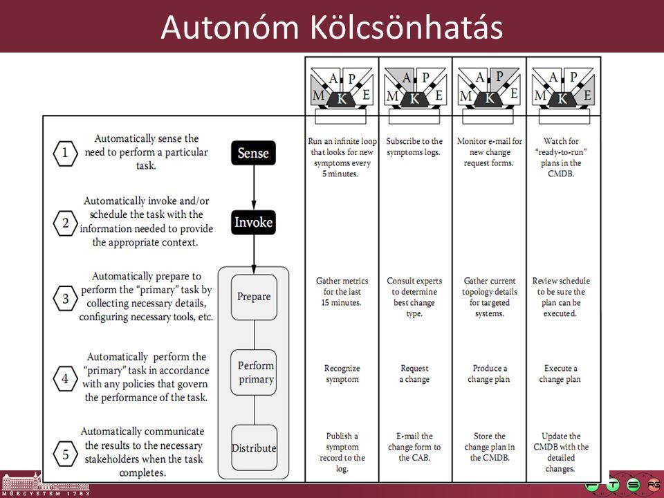 Autonóm Kölcsönhatás