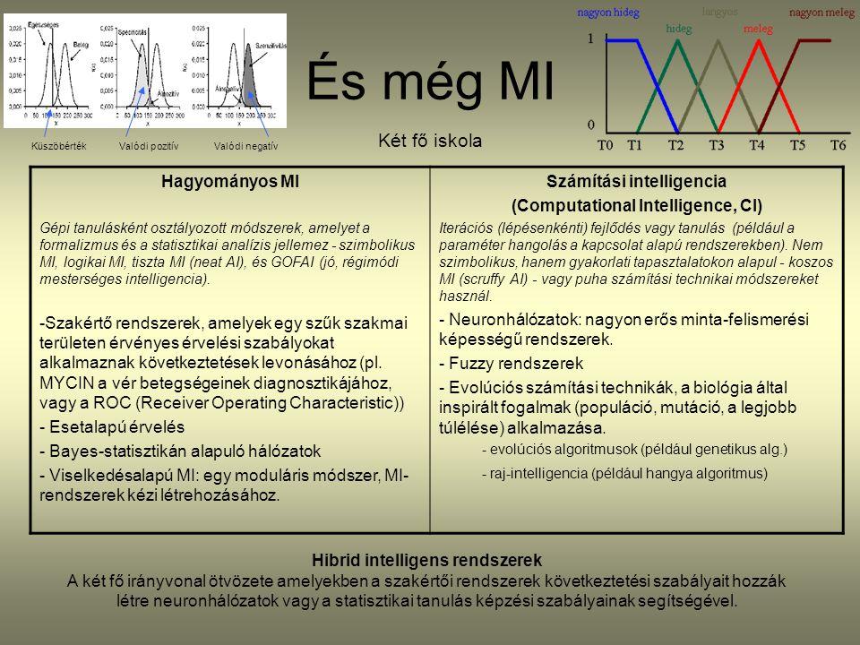 És még MI Hagyományos MI Gépi tanulásként osztályozott módszerek, amelyet a formalizmus és a statisztikai analízis jellemez - szimbolikus MI, logikai