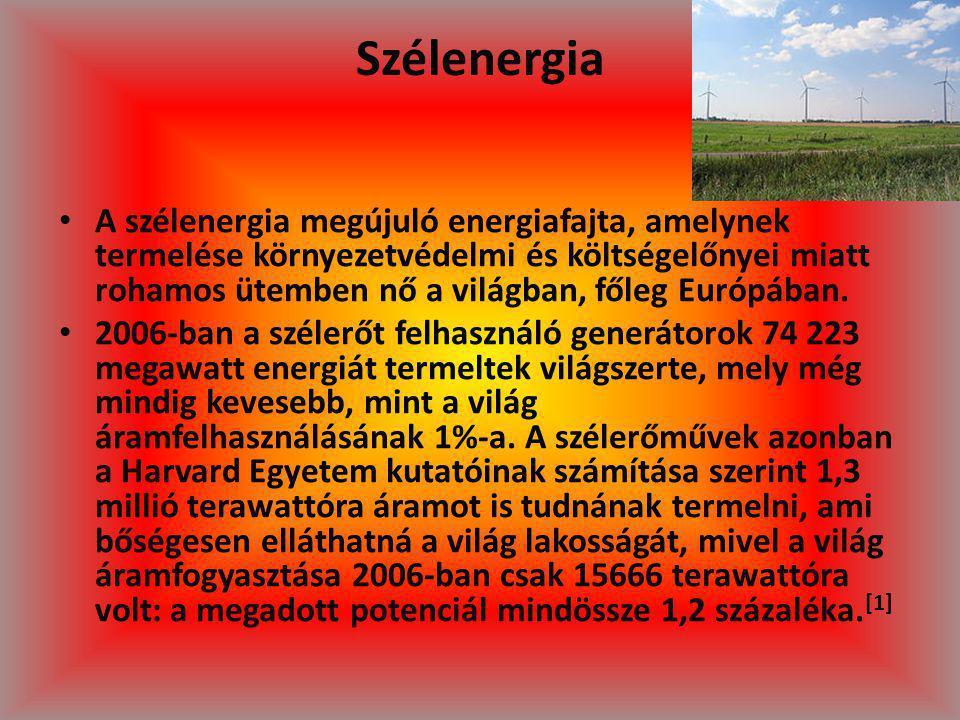 Geotermikus energia Geotermikus energia A geotermikus energia a Föld belső hőjéből származó energia.