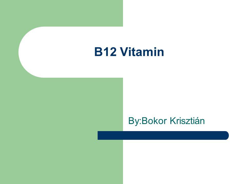 B12 szerkezete Szerkezete hasonlóságot mutat a porfirinvázzal.