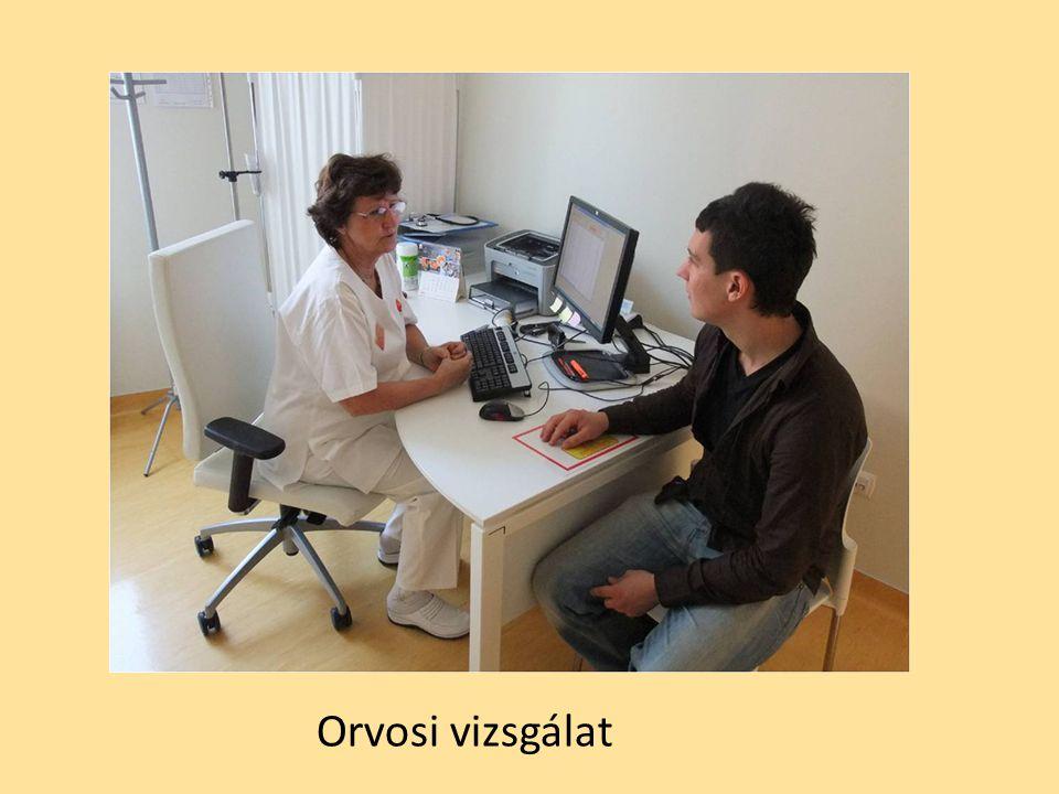 Orvosi vizsgálat
