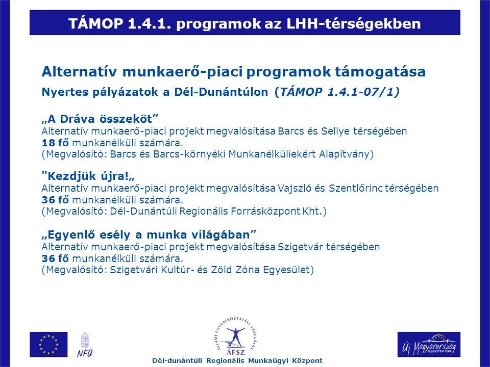 TÁMOP 1.4.1.