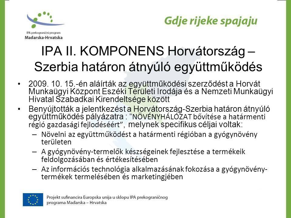IPA IV.KOMPONENS Humán erőforrás gazdálkodás HELYI FOGLALKOZTATÁSI PARTNERSÉGEK –3.