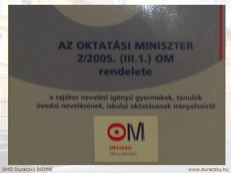 www.duraczky.huSMÖ Duráczky EGYMI