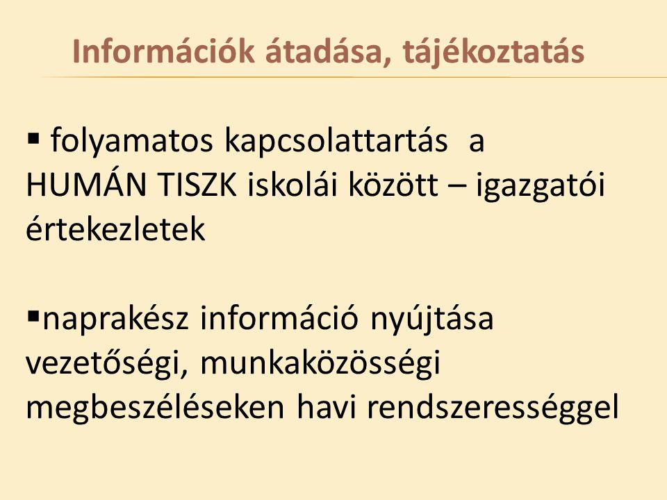 Vezetői Információs Rendszer e-napló használata 2011 őszétől az első tanév (2011/12) után tapasztalatok összegzése, módosítások kérése tapasztalatok a 2.