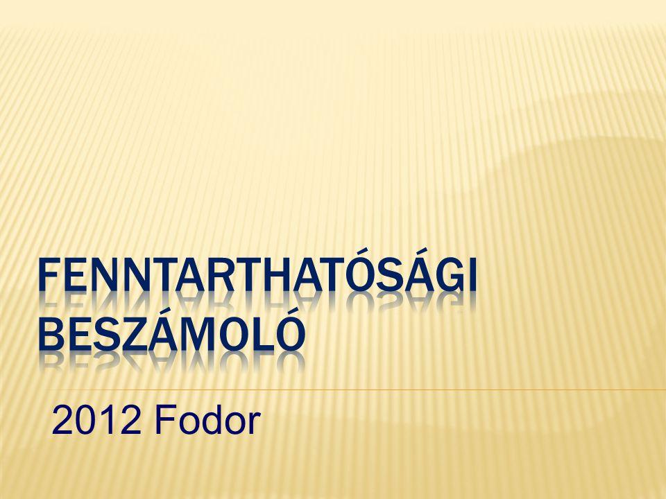 2012 Fodor