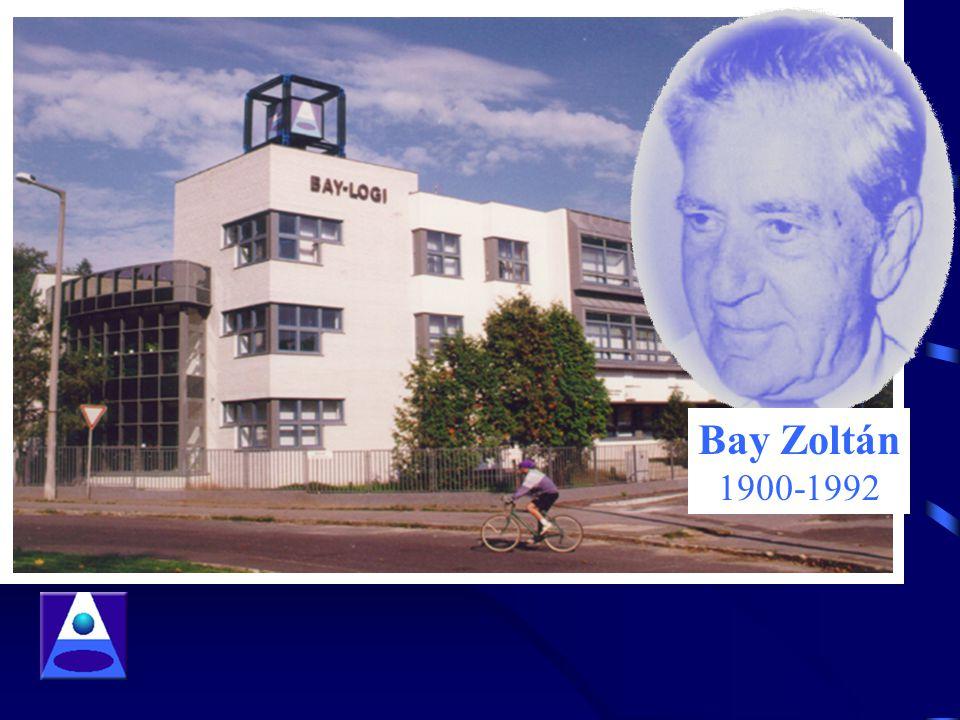 Bay Zoltán 1900-1992