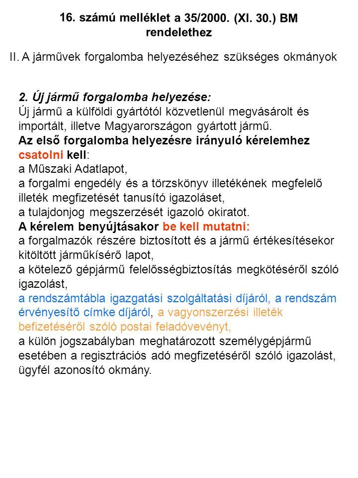 Illetékek 2005.január 01-től alkalmazandó mértéke Illetékek fajtáiAz illeték mértéke 2005.