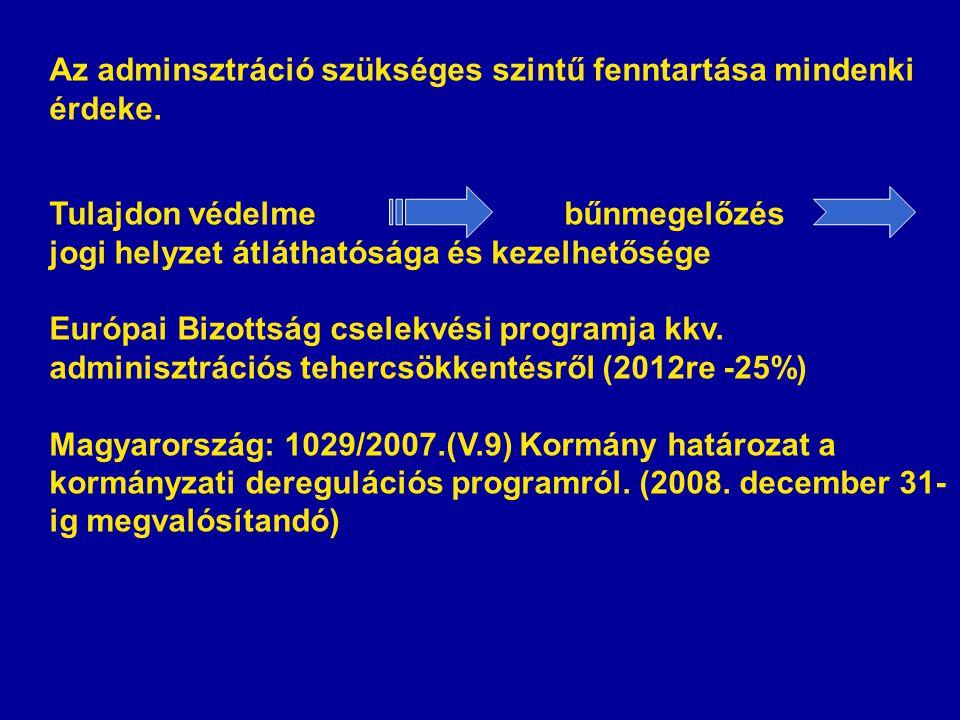 Szabályozás és tervezetek áttekintése Az Bizottság értelmező közleménye másik tagállamból származó gépjárművek nyilvántartási eljárásáról (2007/C 68/04.) Új járművek [ jelenleg a személygépkocsikra és motorkerékpárokra majdnem teljes körű, az autóbuszok és tehergépjárművek vonatkozásában a keretirányelv felülvizsgálata folyamatban van] EK-típusjóváhagyás EK megfelelőségi igazolás (COC okmány)