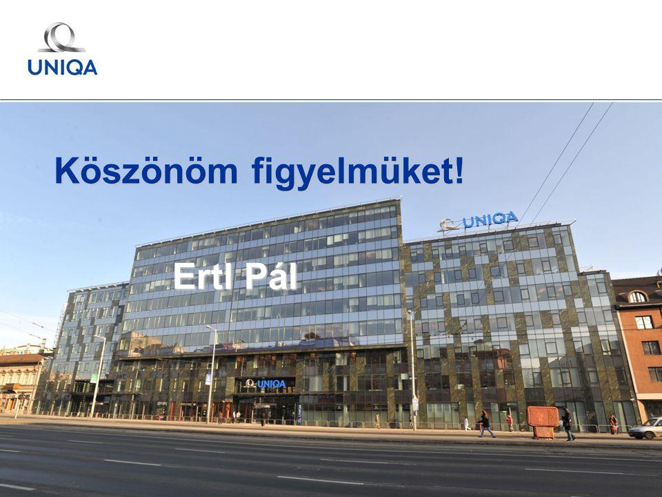 GÉMOSZ Közgyűlés / 2010. május 20. / Ertl Pál 35 Köszönöm figyelmüket! Ertl Pál
