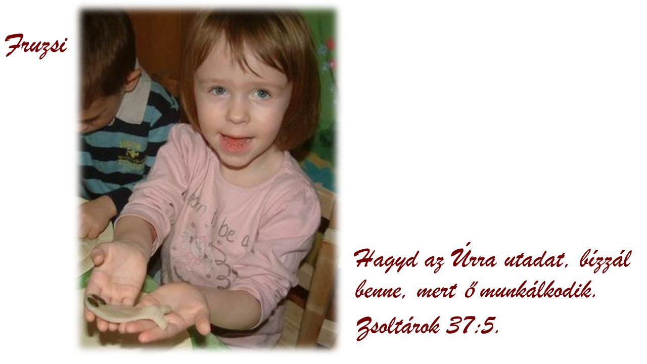 Elizeus Bizony, jóságod és szereteted kísér életem minden napján, és az Úr házában lakom egész életemben. Zsoltárok 23:6.