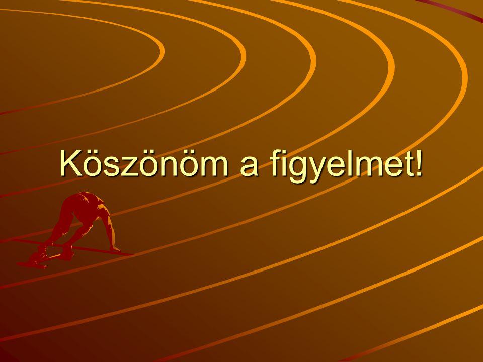 Irodalom Izsó Lajos: Multimédia oktatási anyagok kidolgozásának és alkalmazásának pedagógiai, pszichológiai és ergonómiai alapjai, BME Távoktatási Központ, 1998 Élő Gábor, Z.