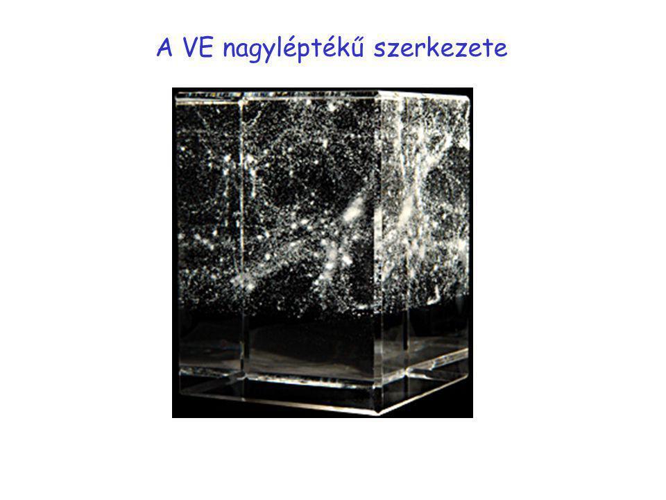 A VE nagyléptékű szerkezete