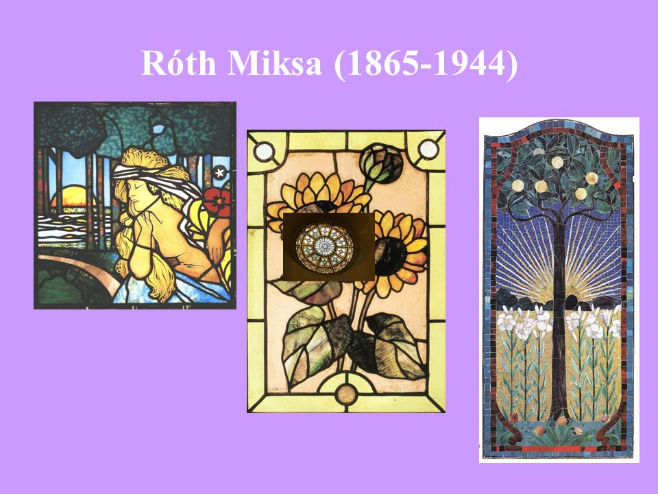 Róth Miksa (1865-1944)
