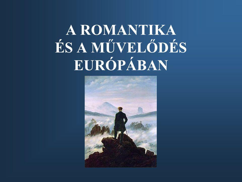 A romantika A romantika a klasszicizmust követő stílusirányzat, az utolsó egységes korstílus, mely több művészeti-és tudományágban együttesen éreztette hatását.