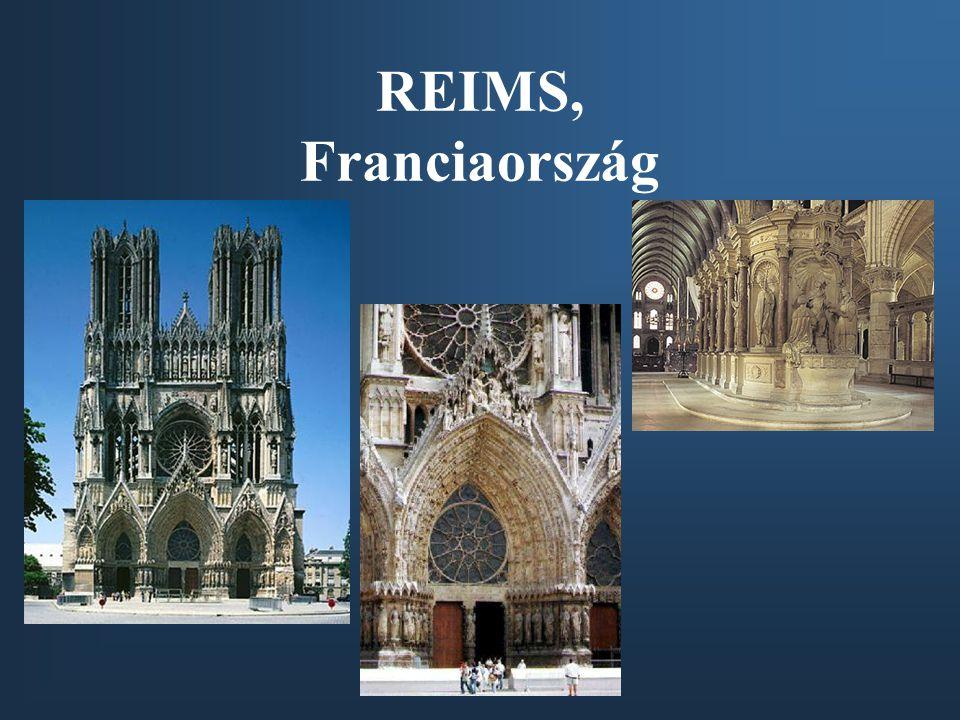 REIMS, Franciaország