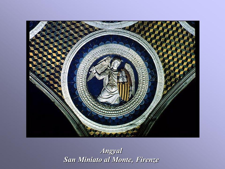 Angyal San Miniato al Monte, Firenze