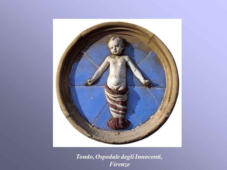 Tondo, Ospedale degli Innocenti, Firenze