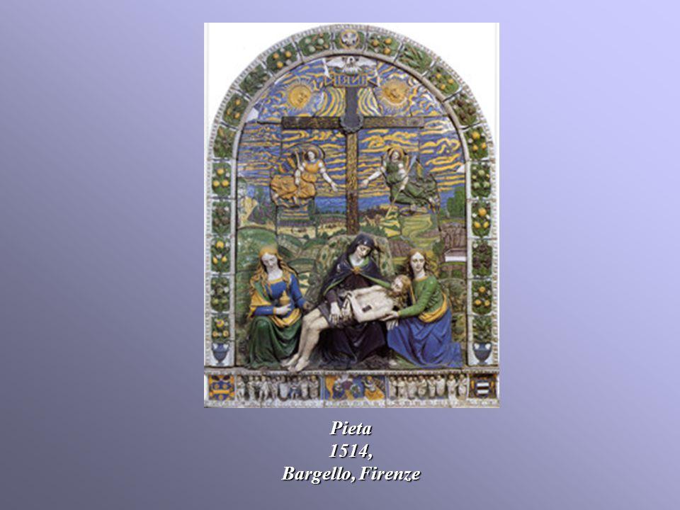 Pieta1514, Bargello, Firenze