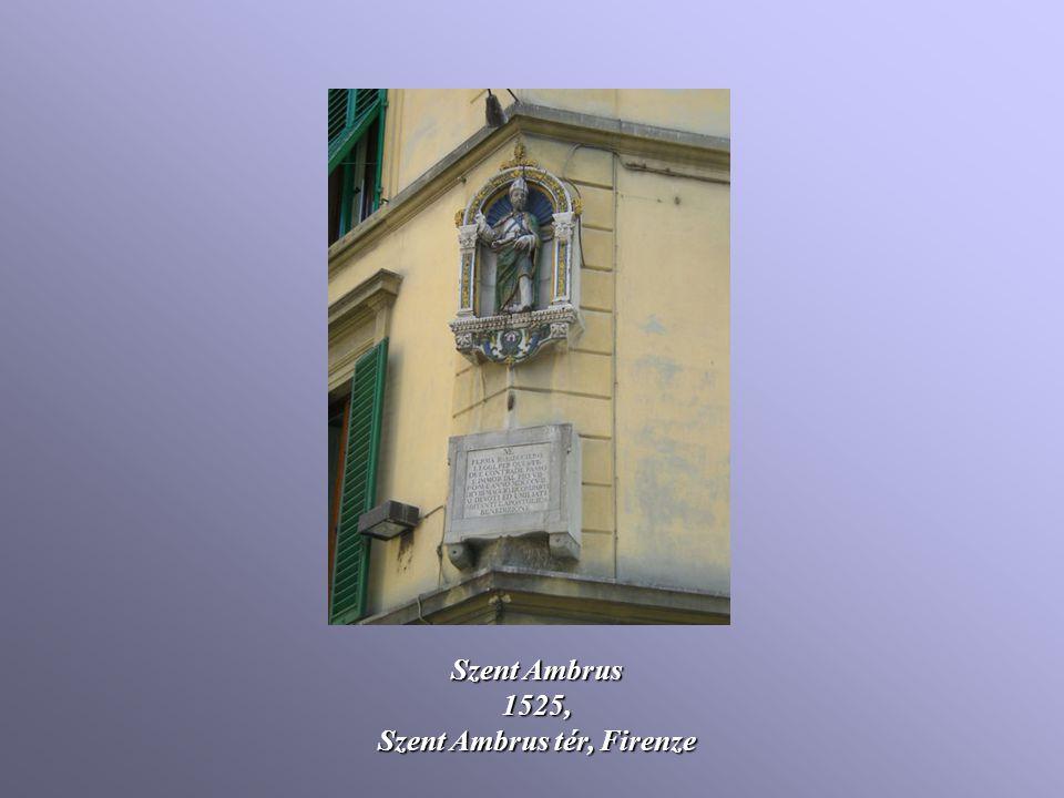 Szent Ambrus 1525, Szent Ambrus tér, Firenze