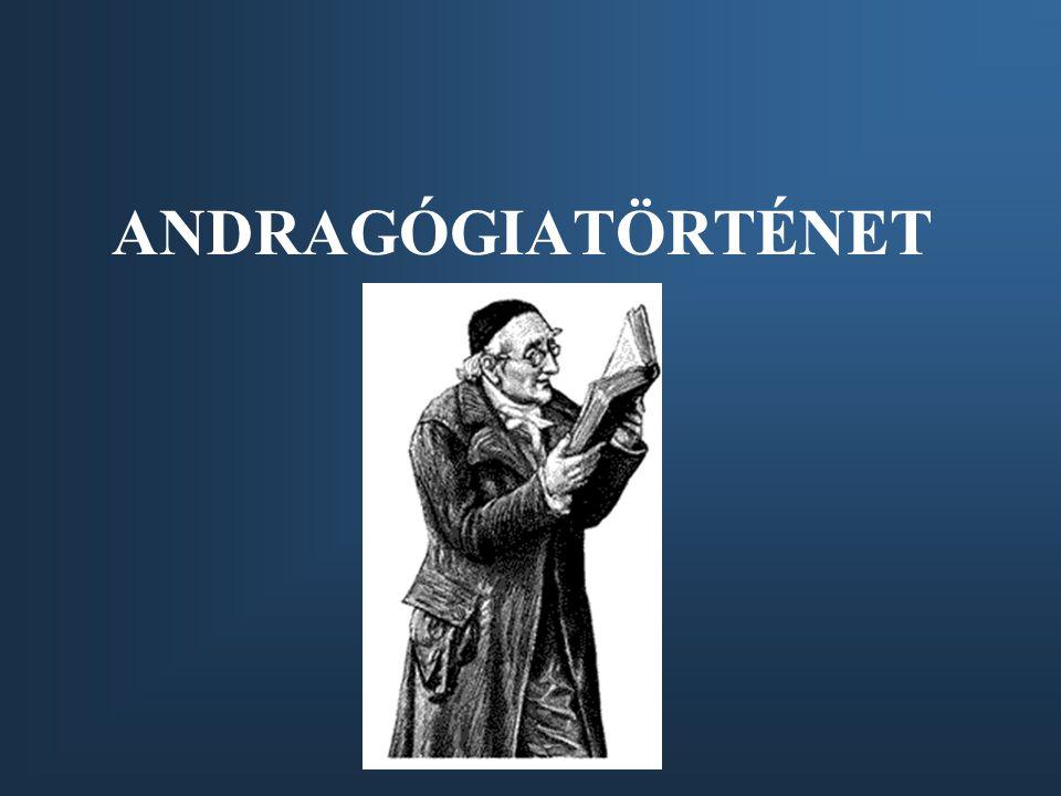 ANDRAGÓGIATÖRTÉNET