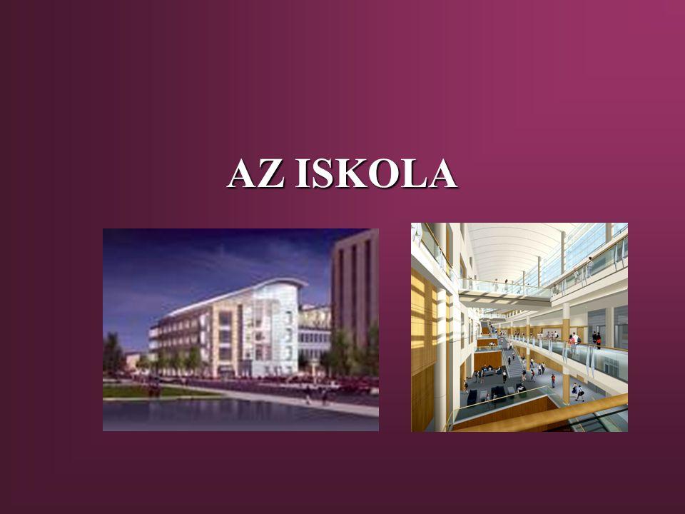 Az iskola fogalma szerepe Iskola = a közoktatási rendszer alsó és középszintjén a nevelési és oktatási feladatokat tervszerűen és folyamatosan ellátó intézmény.
