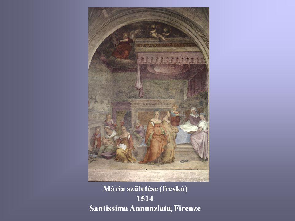Levétel a keresztről 1523 Pitti, Firenze