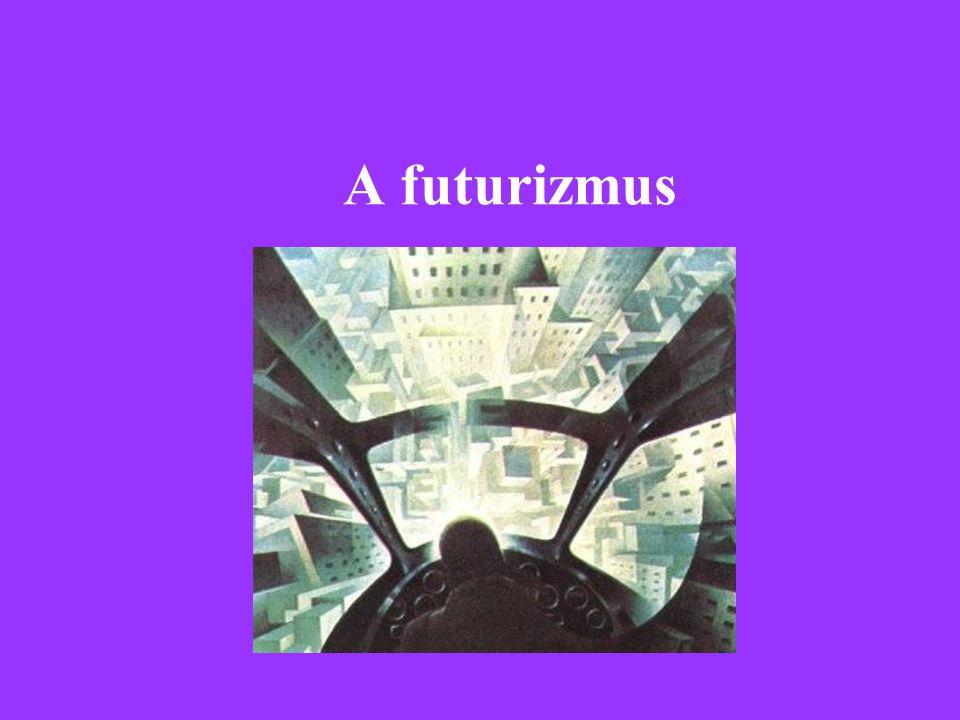 A futurizmus