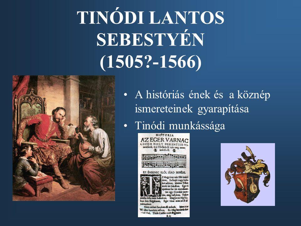 HELTAI GÁSPÁR (1510?-1574) Munkássága és Műveinek szerepe a nép tudatformálásában