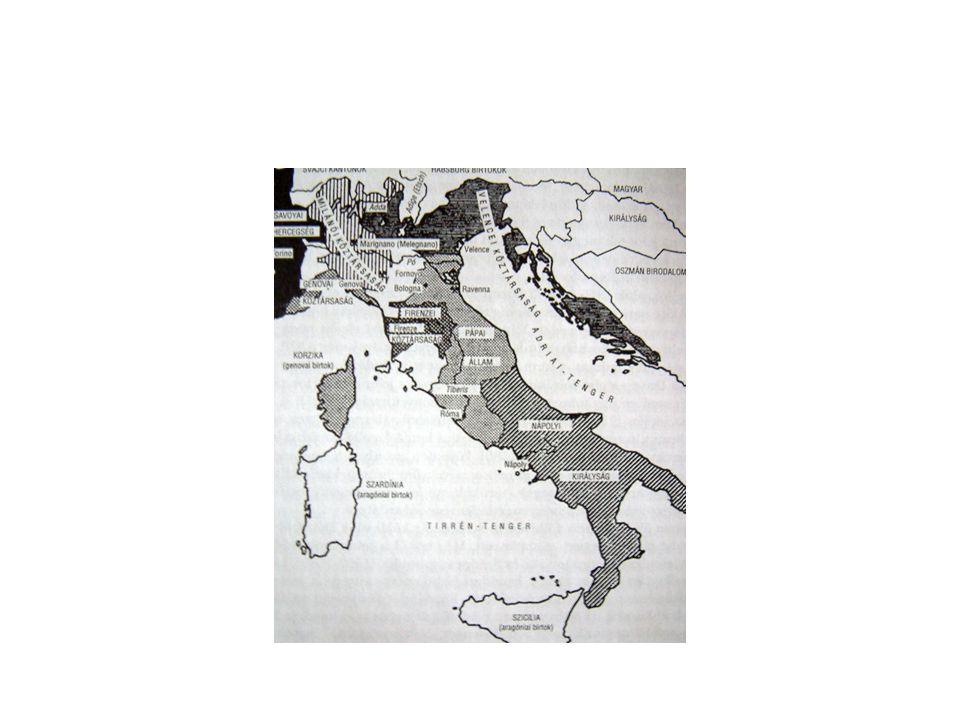 A világkép Az itáliai népességről kellő adat csak a városlakók köréből van Pl.