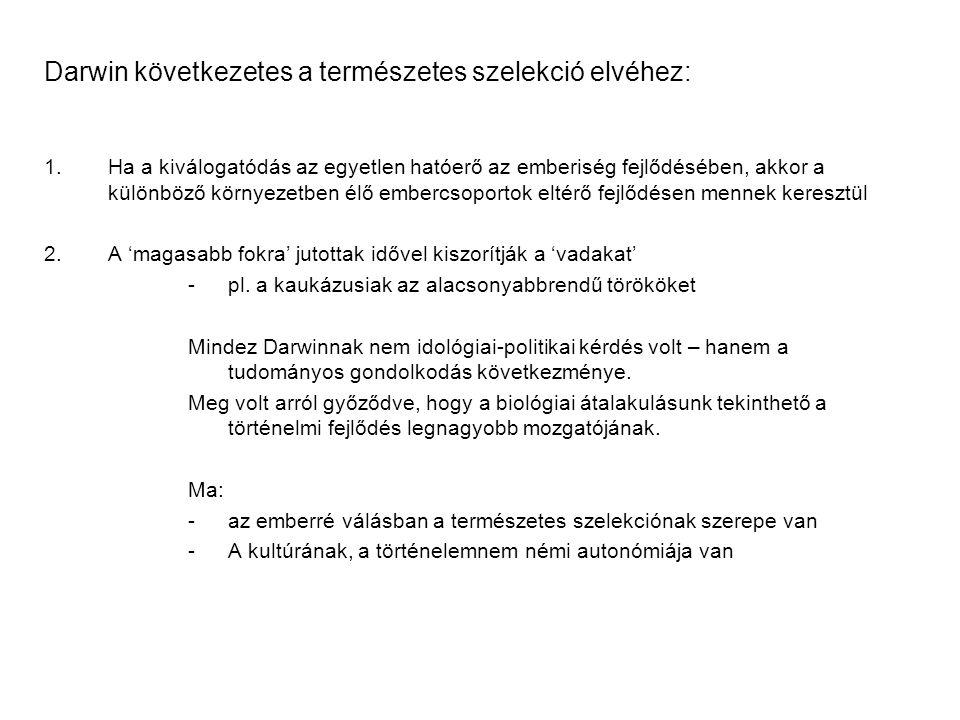 Eszmetörténeti összefoglalás 1.
