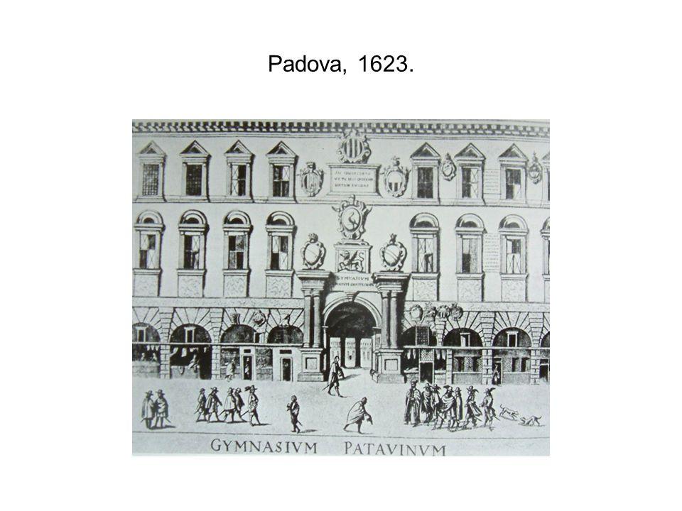 Padova, 1623.