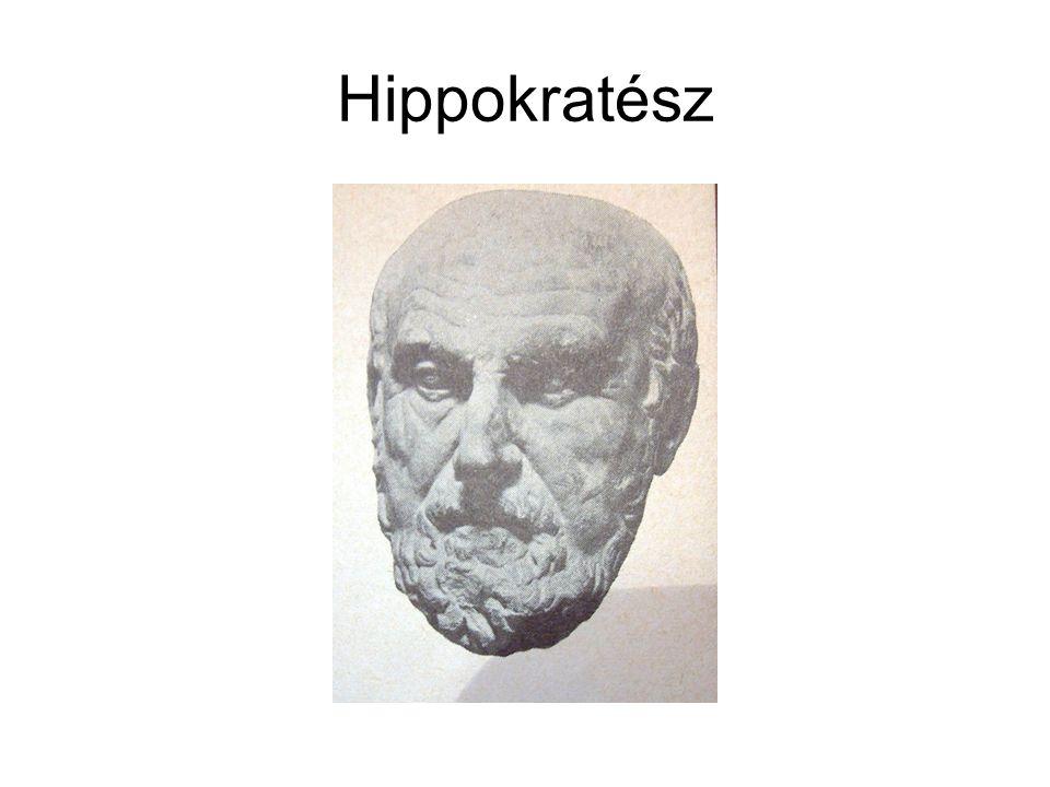 Négy nedv tana (Corpus Hippocraticum – Galénosz)