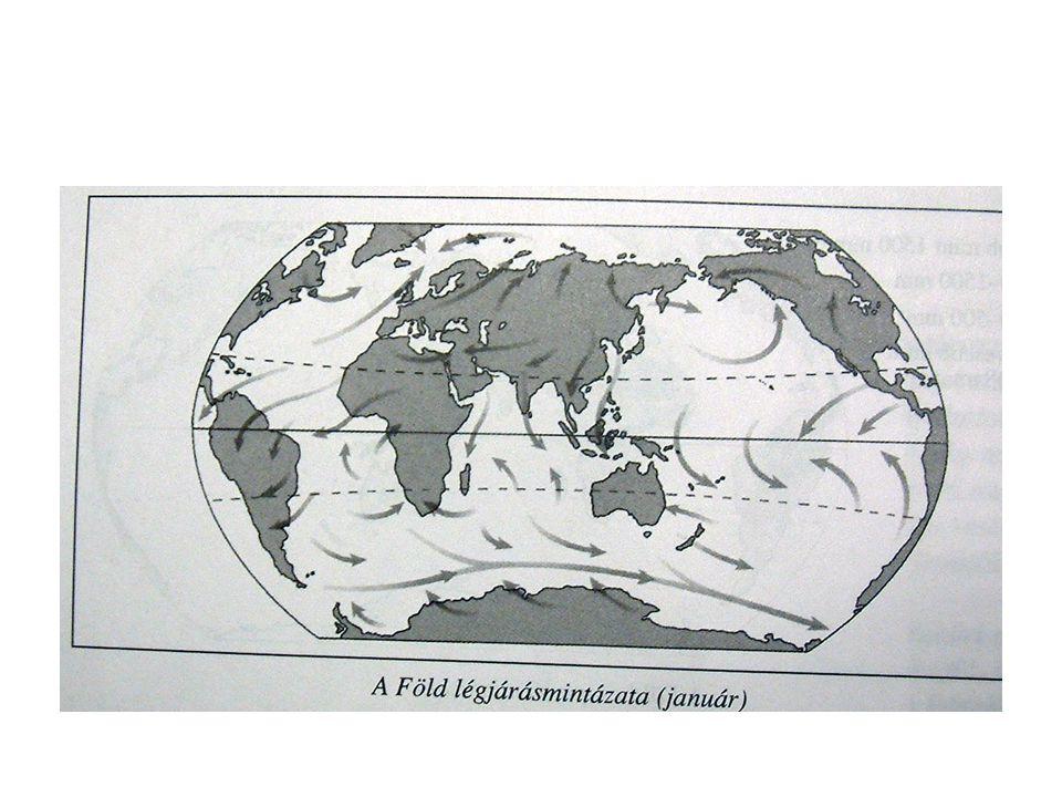 A Föld növényzeti térképe