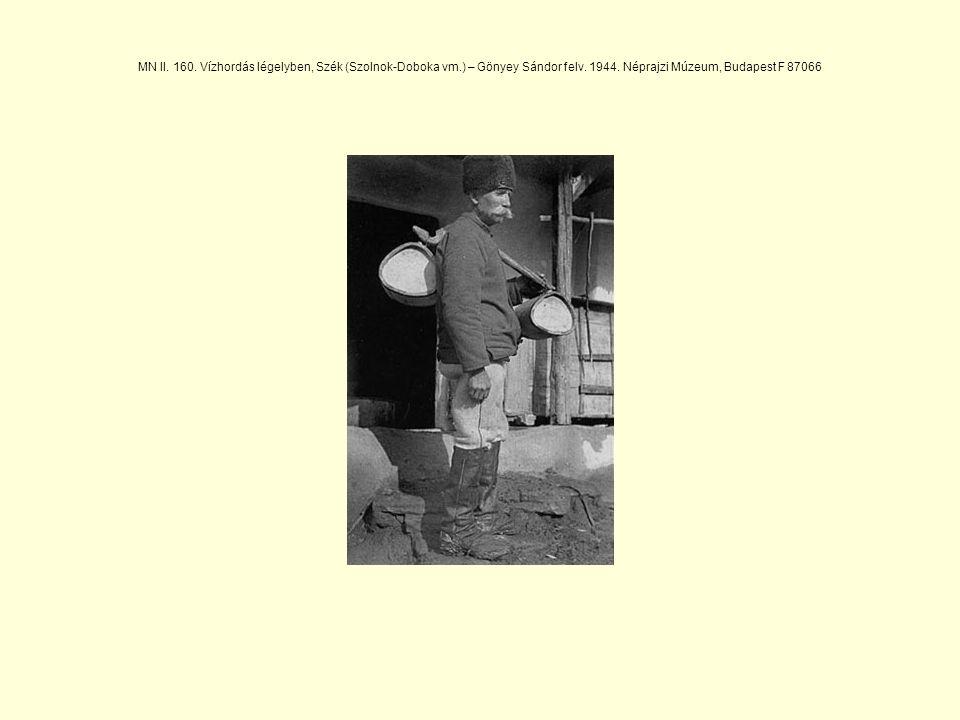 MN III.28. Tordai (Torda-Aranyos megye) sóbányászok.