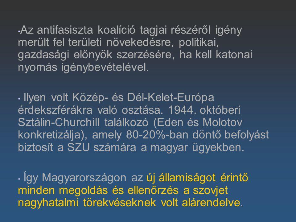Iparügy: Takács Ferenc majd Bán Antal