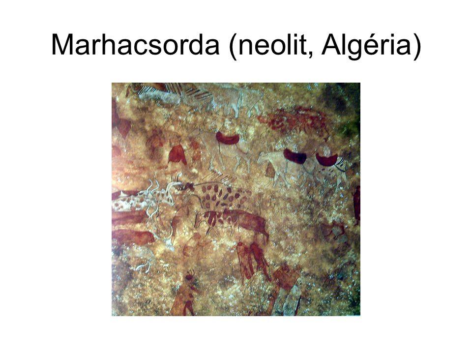 Marhacsorda (neolit, Algéria)