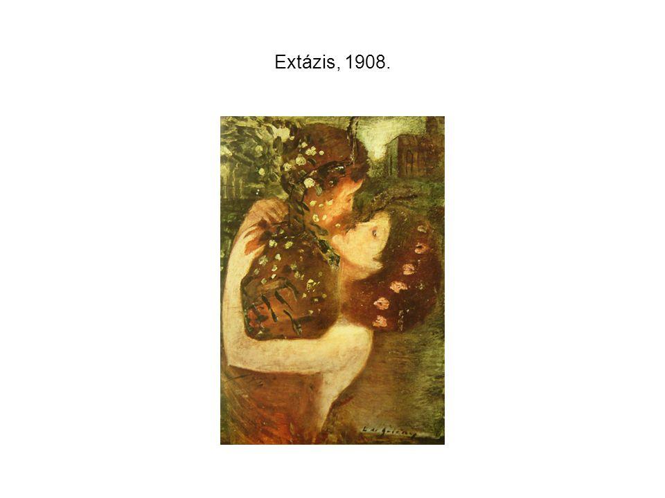 Extázis, 1908.