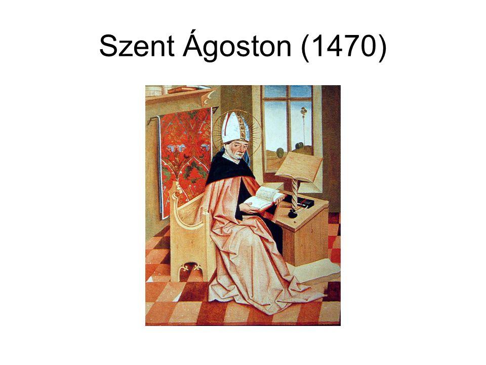 Szent Ágoston (1470)