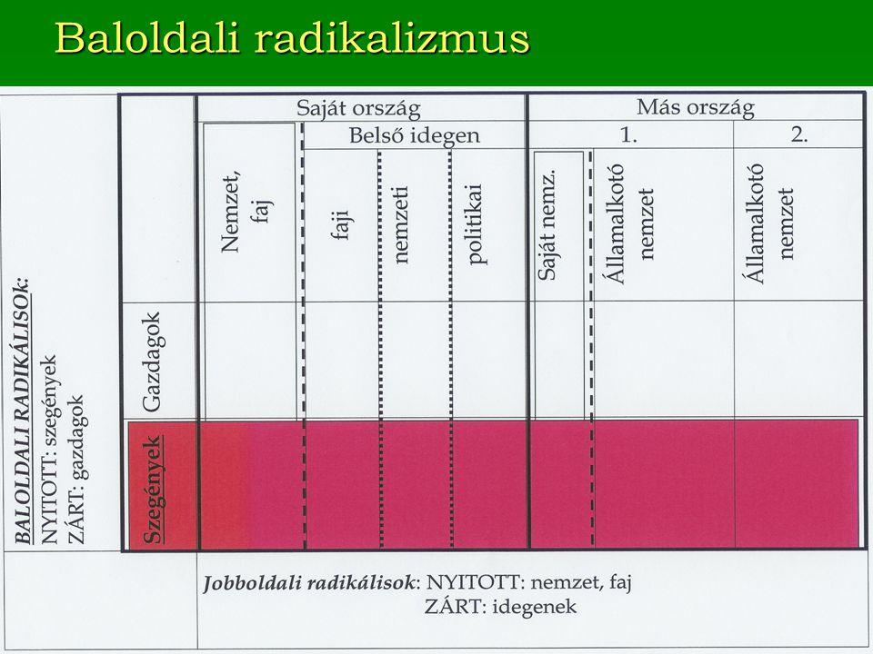 Baloldali radikalizmus