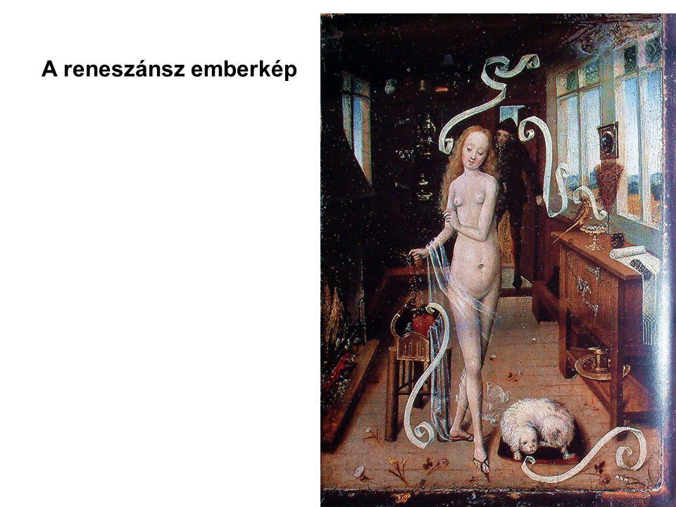 A reneszánsz emberkép